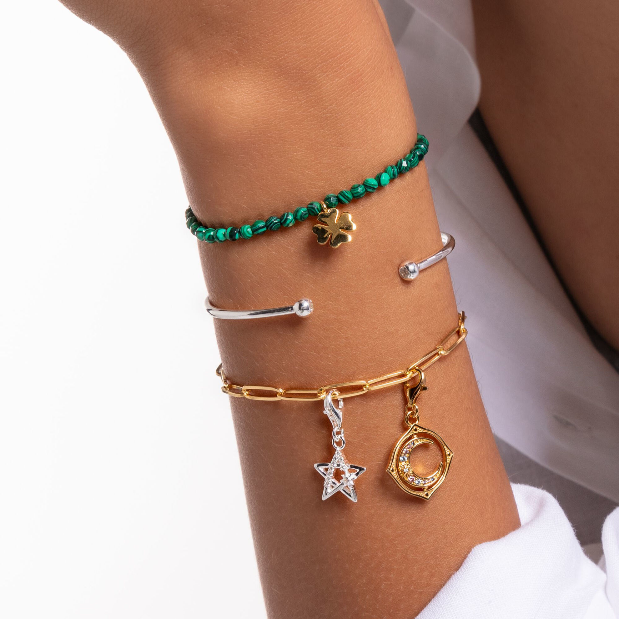 Picture of Bangle with Dot Stones