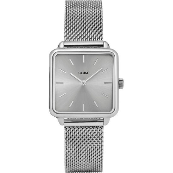 Picture of La Garconne Silver Watch
