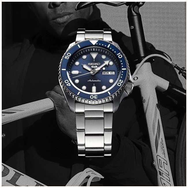 Picture of Seiko 5 Sport Automatic Blue Dial Watch
