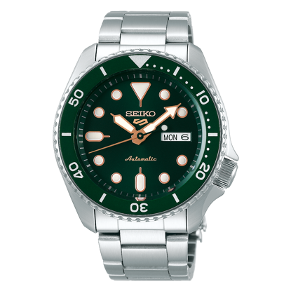 Picture of Seiko 5 Sport Automatic Green Dial Watch