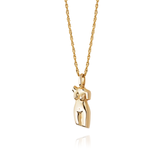 Picture of Vita Necklace 18Ct Gold Plate